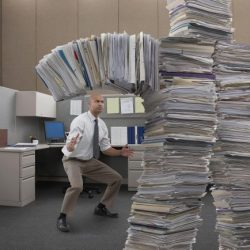 ИСО делает попытки отменить бумажную работу