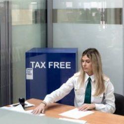 Как работает система tax free в России?